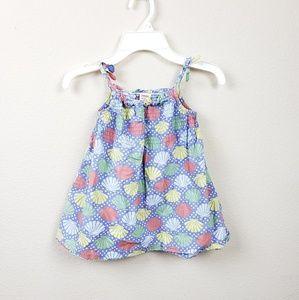 Gymboree Toddler Shell Pattern Dress